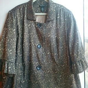 Jackets & Blazers - MAGGIE BARNES DRESSEY JACKET